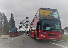 Electrico Bruselas Feria BusWorld